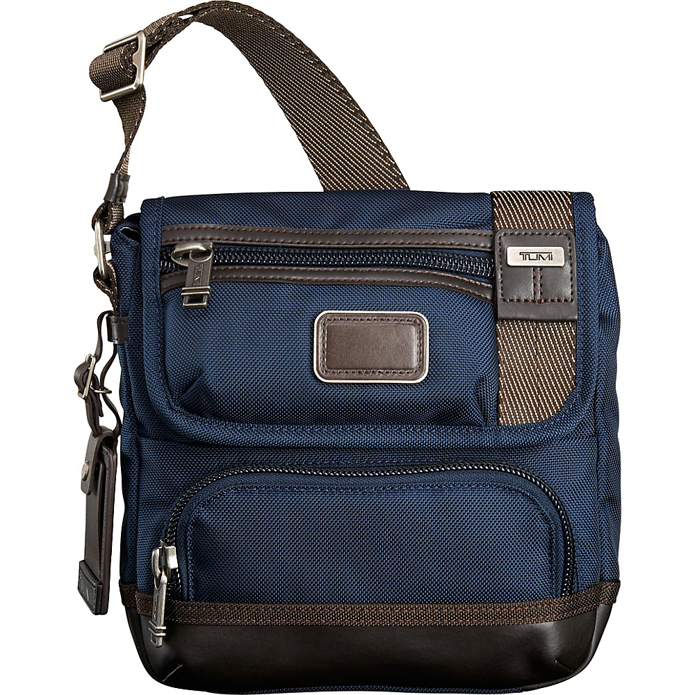 Tumi Alpha Bravo Barstow Cross body Navy - Tumi Other Mens Bags - Work Bags & Briefcases, Other Men's Bags