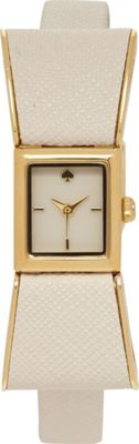 kate spade watches Kenmare White/Gold - kate spade watches Watches