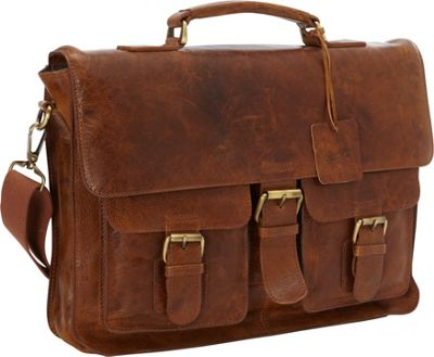 Rawlings Rugged Messenger Cognac - Rawlings Messenger Bags
