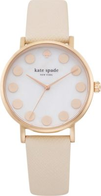 kate spade watches Metro Watch Tan - kate spade watches Watches