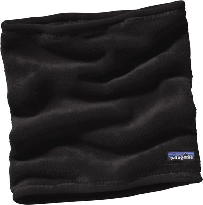 Patagonia Women's Re-Tool Neck Gaiter Black - Patagonia Hats/Gloves/Scarves