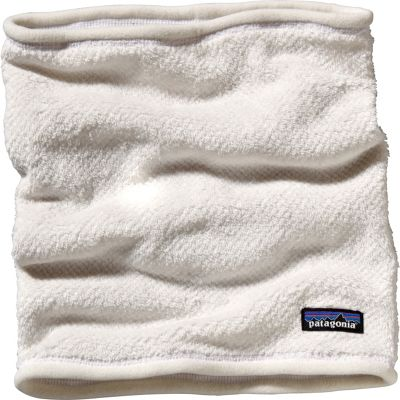 Patagonia Women's Re-Tool Neck Gaiter Raw Linen - White X-Dye - Patagonia Hats/Gloves/Scarves