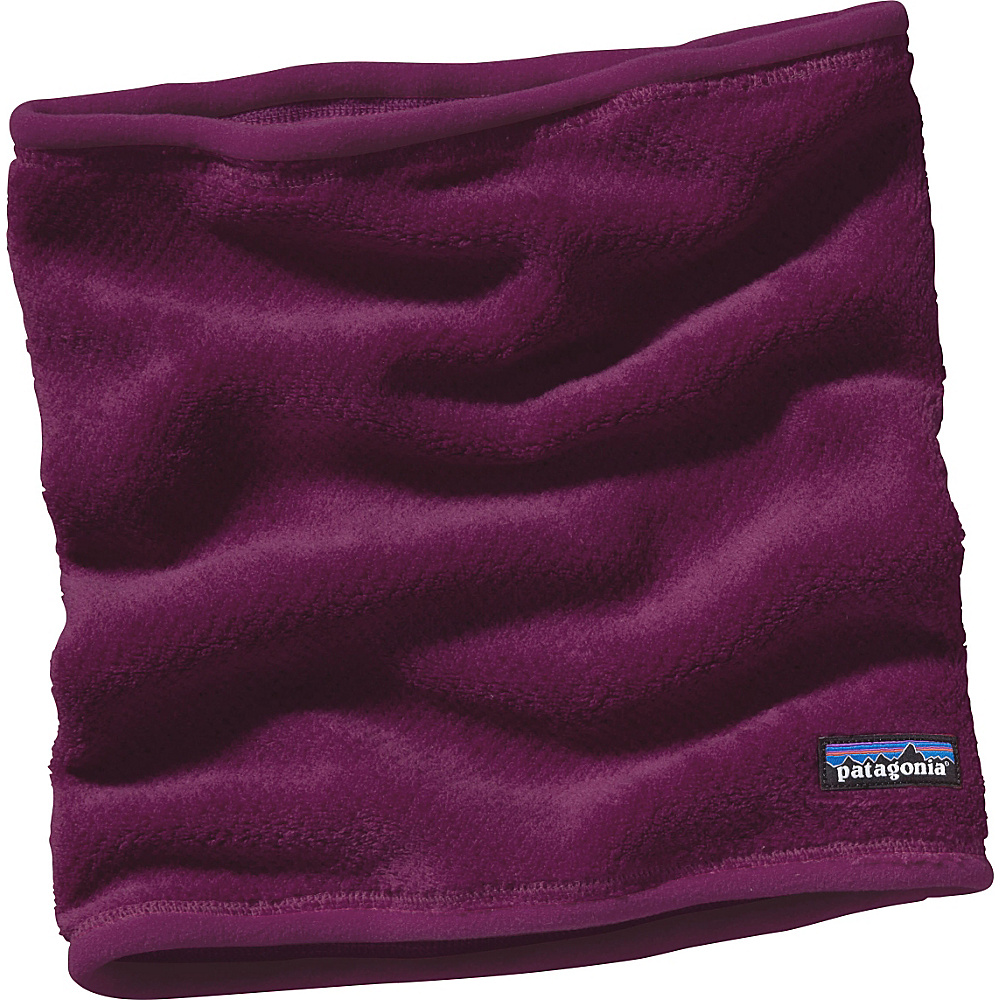 Patagonia Womens Re-Tool Neck Gaiter Violet Red - Violet Red X-Dye - Patagonia Hats/Gloves/Scarves - Fashion Accessories, Hats/Gloves/Scarves