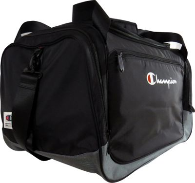 Champion Boost Large Duffle Black/Granite - Champion All Purpose Duffels