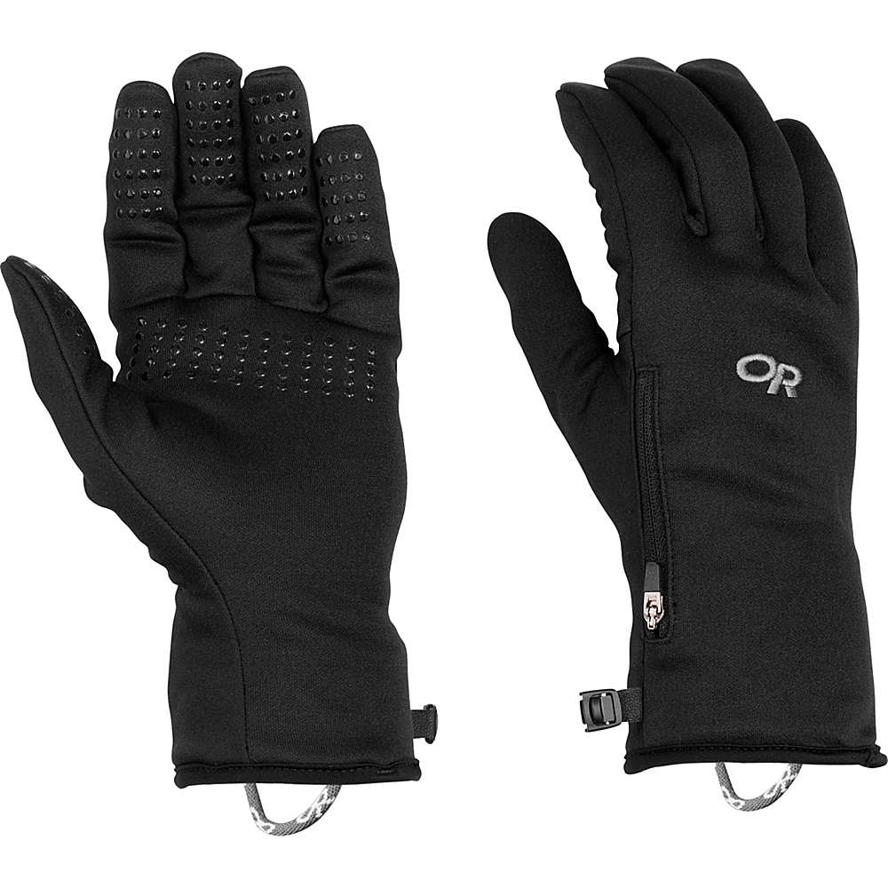Outdoor Research Versaliners M - Black - Outdoor Research Hats/Gloves/Scarves - Fashion Accessories, Hats/Gloves/Scarves