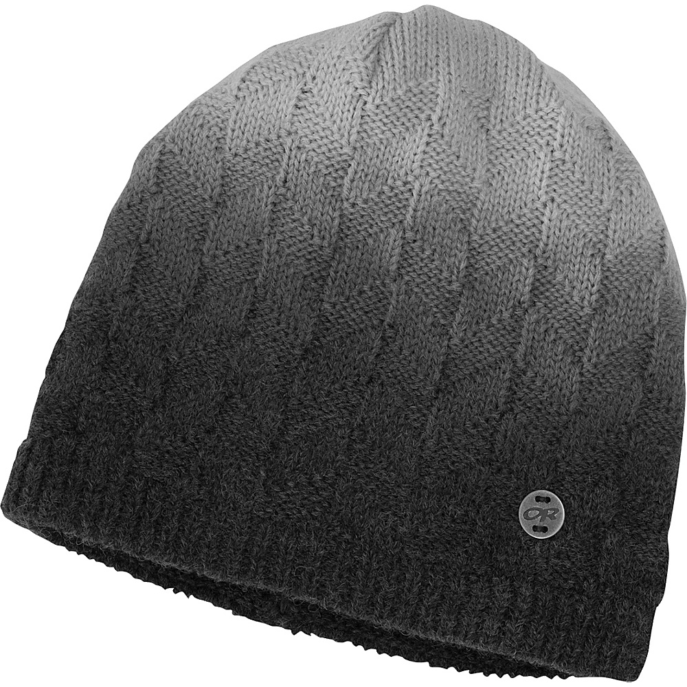 Outdoor Research Kirsti Beanie One Size - Black/Alloy - Outdoor Research Hats/Gloves/Scarves - Fashion Accessories, Hats/Gloves/Scarves