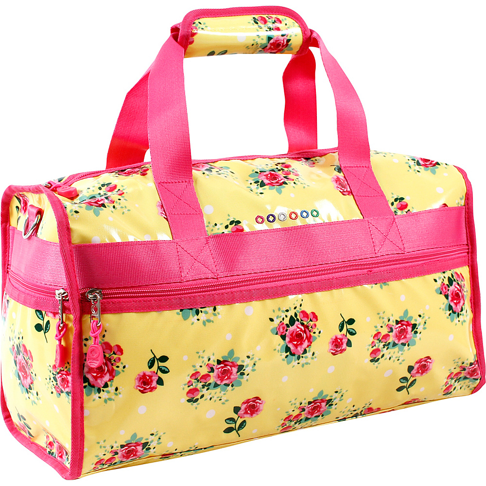 J World New York Molly Duffel Bag English Rose - J World New York Travel Duffels - Duffels, Travel Duffels