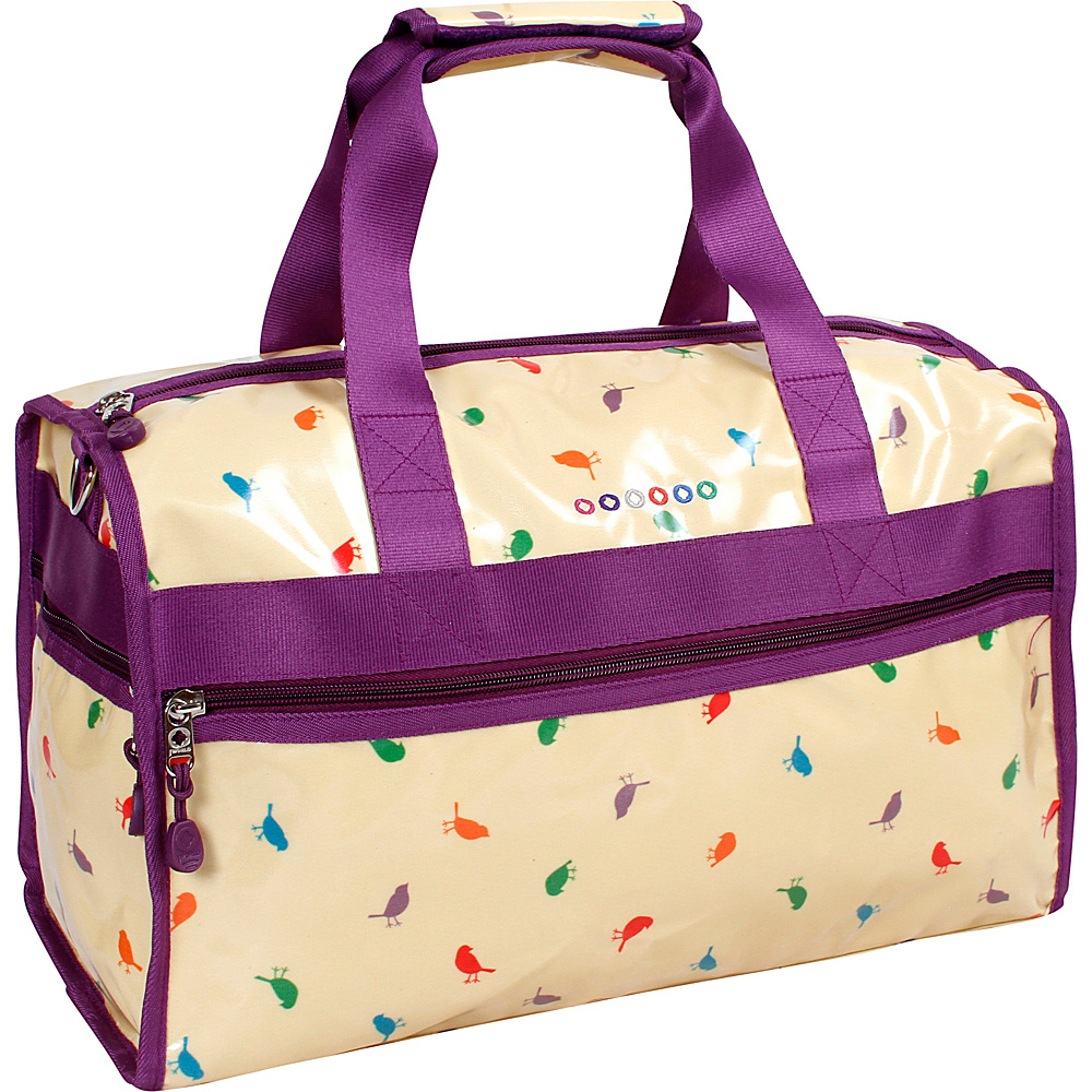J World New York Molly Duffel Bag Tweet - J World New York Travel Duffels - Duffels, Travel Duffels