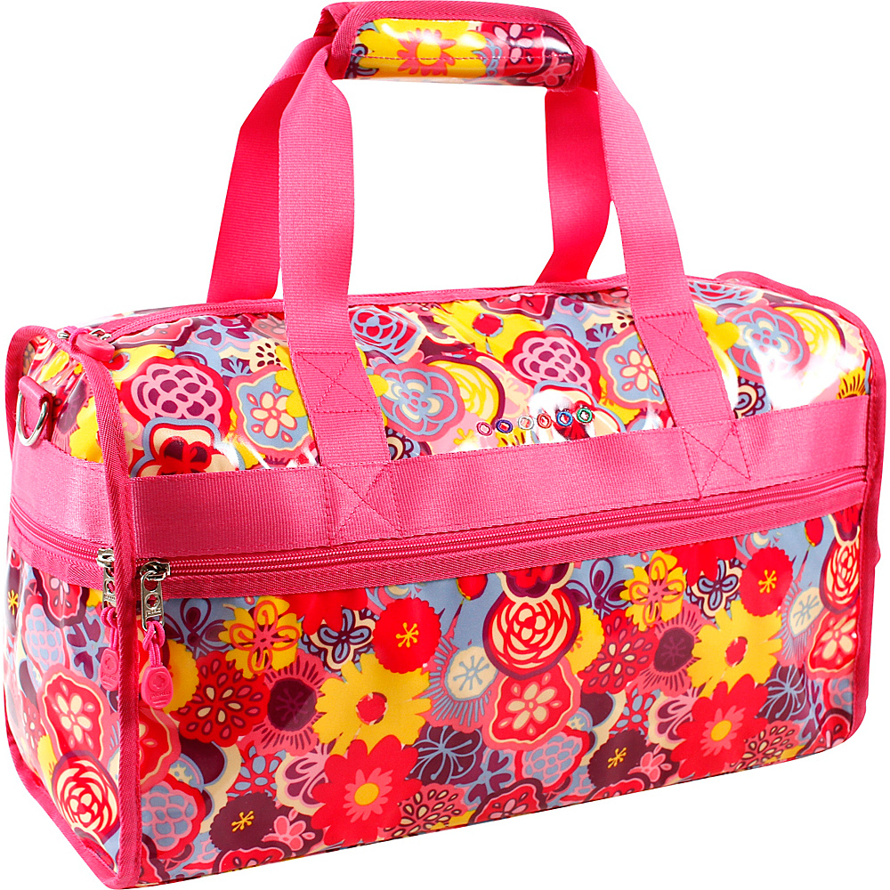 J World New York Molly Duffel Bag POPPY PANSY - J World New York Travel Duffels - Duffels, Travel Duffels