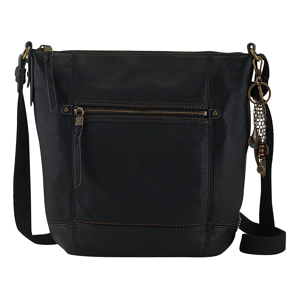 The Sak Sequoia Crossbody Black The Sak Leather Handbags