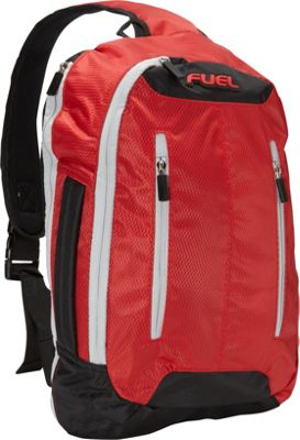 Fuel Active Crossbody Backpack Red - Fuel Everyday Backpacks