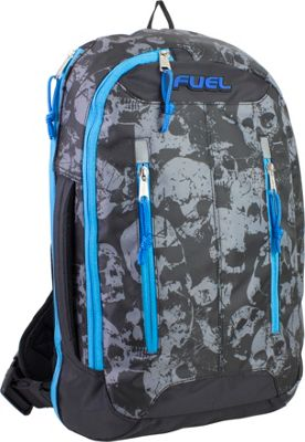 Fuel Fuel Active Crossbody Backpack Skull  Destruction - Fuel Everyday Backpacks