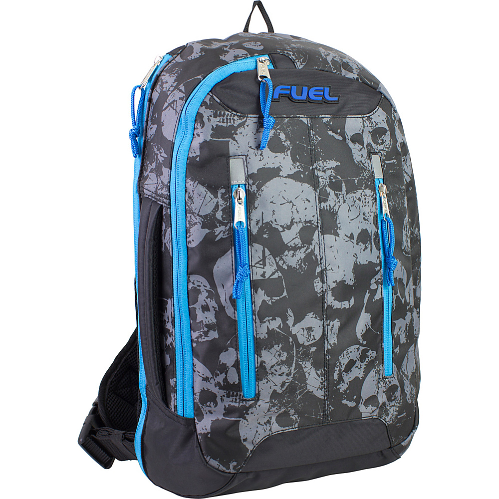 Fuel Active Crossbody Backpack Skull Destruction Fuel Everyday Backpacks