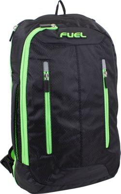 Fuel Active Crossbody Backpack Black - Fuel Everyday Backpacks