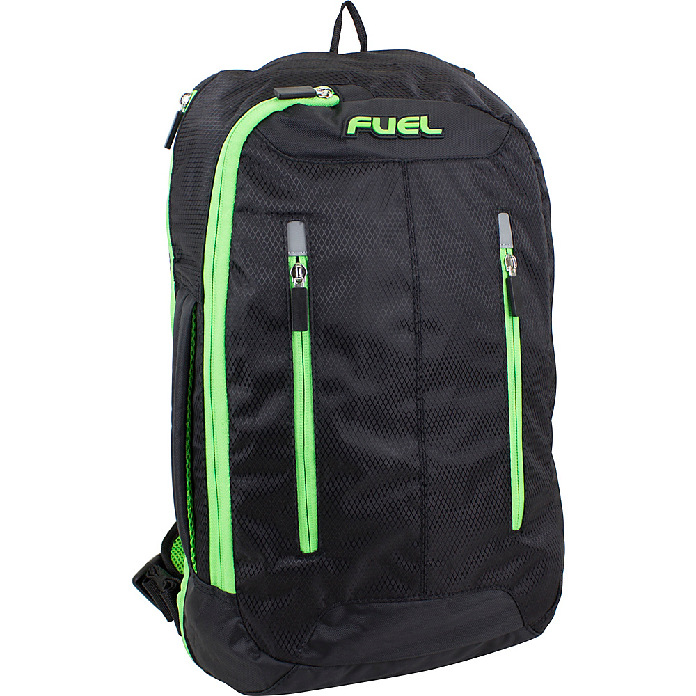 Fuel Active Crossbody Backpack Black Fuel Everyday Backpacks