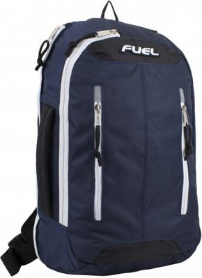 Fuel Active Crossbody Backpack Navy - Fuel Everyday Backpacks