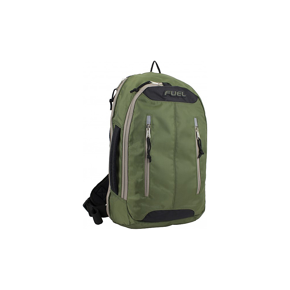 Fuel Active Crossbody Backpack Army Green Fuel Everyday Backpacks