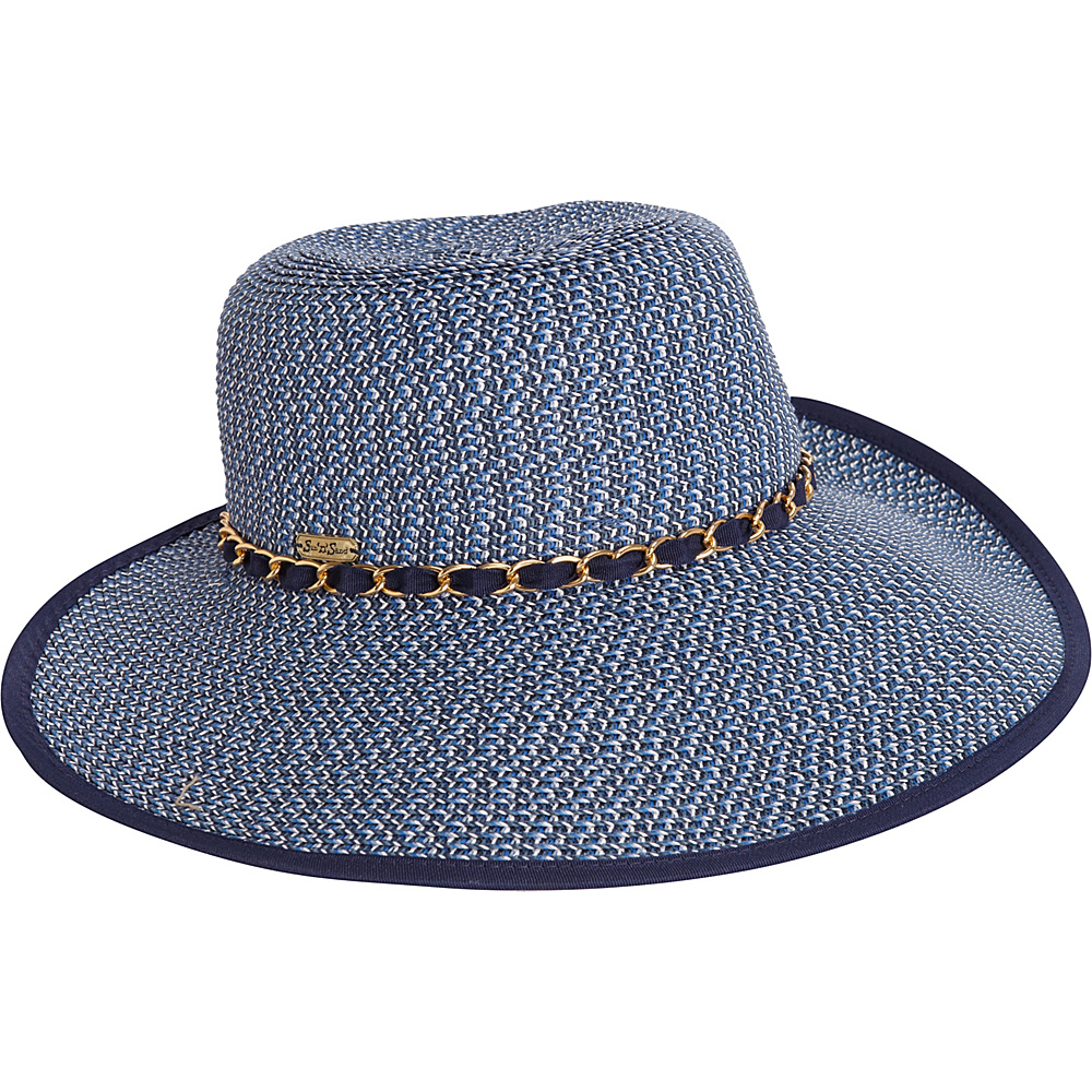 Sun N Sand Woven Hat One Size - Navy - Sun N Sand Hats/Gloves/Scarves - Fashion Accessories, Hats/Gloves/Scarves