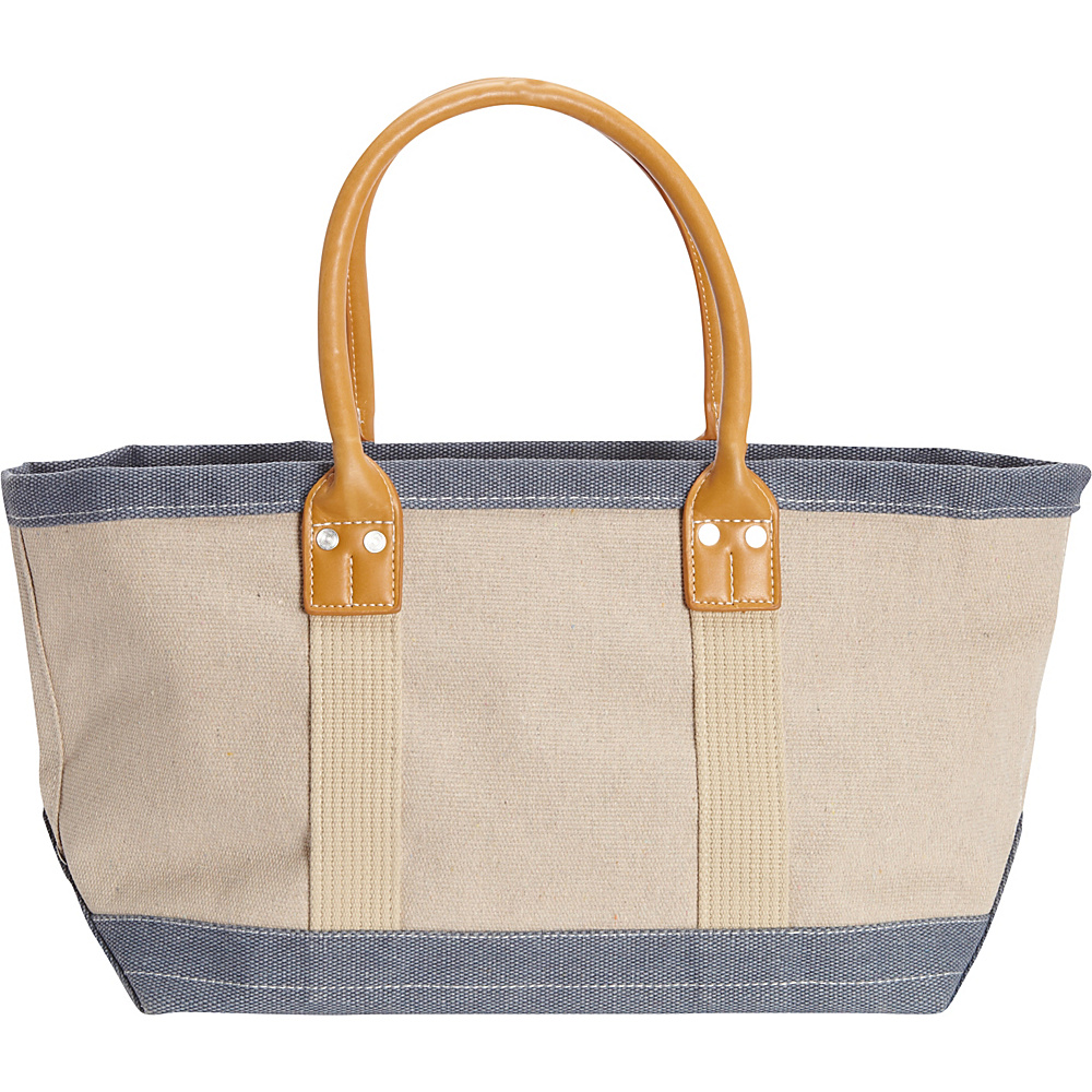 Sun N Sand Montauk Hues Medium Tote Denim - Sun N Sand Gym Bags - Sports, Gym Bags