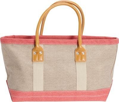 Sun 'N' Sand Montauk Hues Medium Tote Pink - Sun 'N' Sand Fabric Handbags
