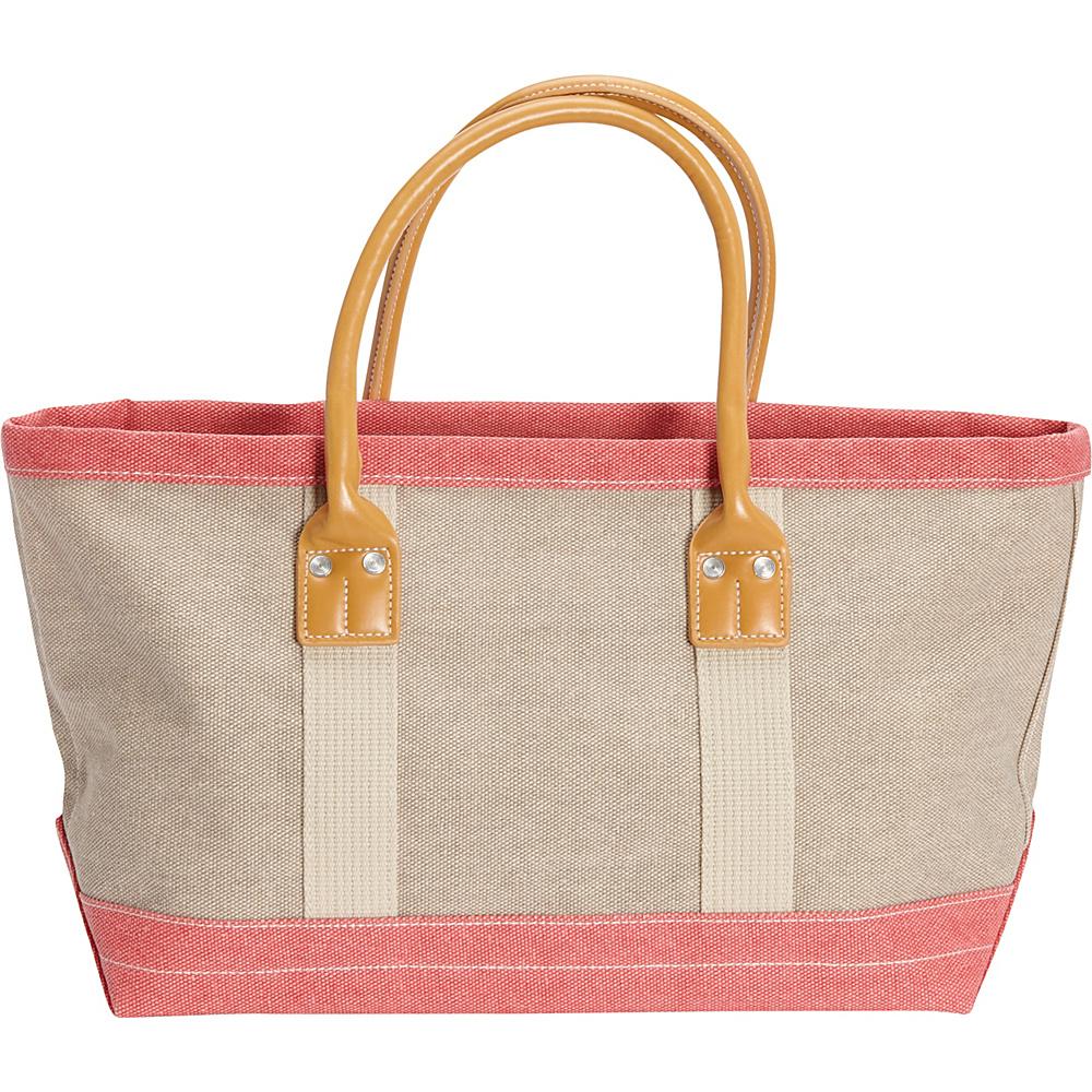 Sun N Sand Montauk Hues Medium Tote Pink - Sun N Sand Gym Bags - Sports, Gym Bags