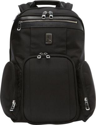 Travelpro Platinum Magna 2 Computer Backpack Black - Travelpro Business & Laptop Backpacks
