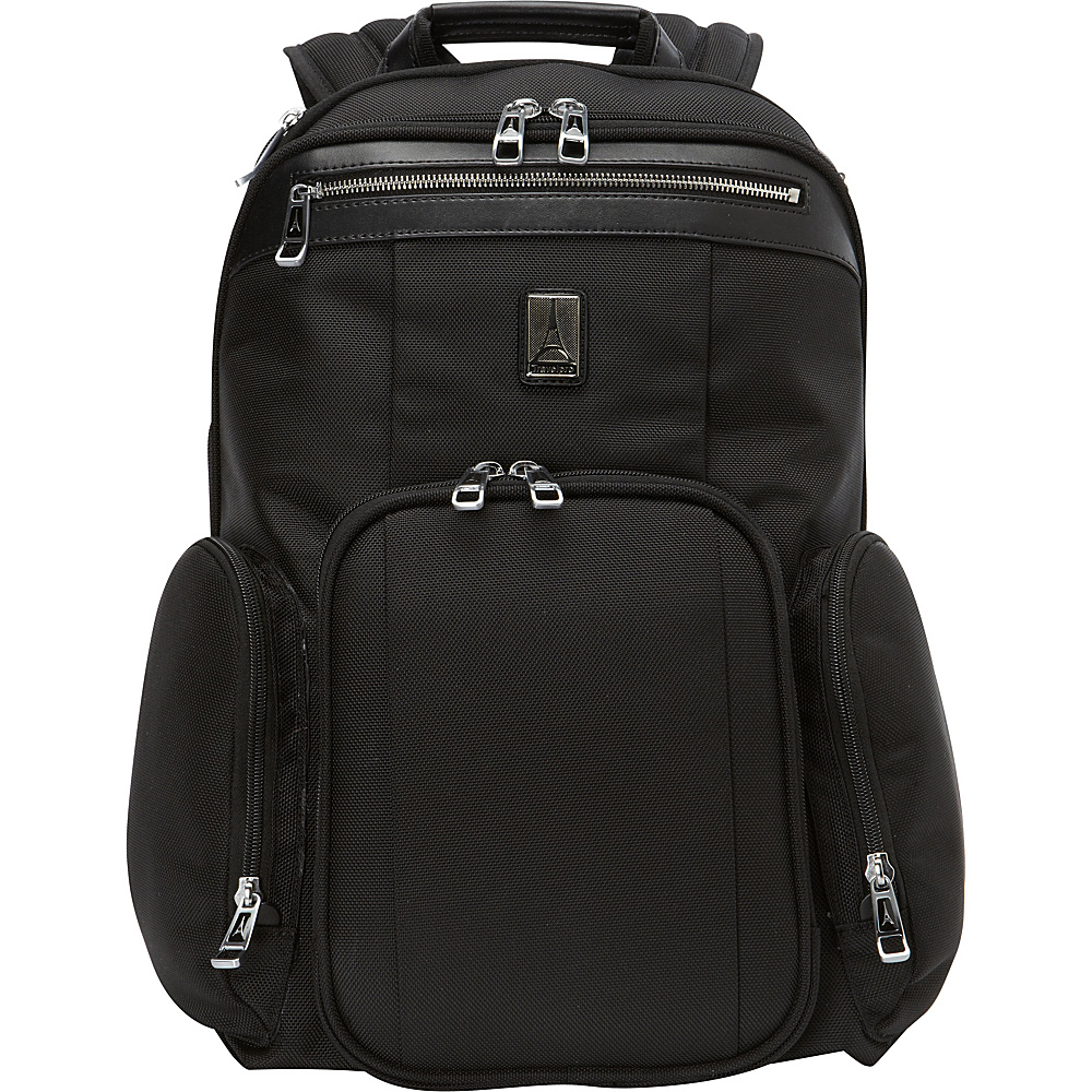 Travelpro Platinum Magna 2 Computer Backpack Black Travelpro Business Laptop Backpacks