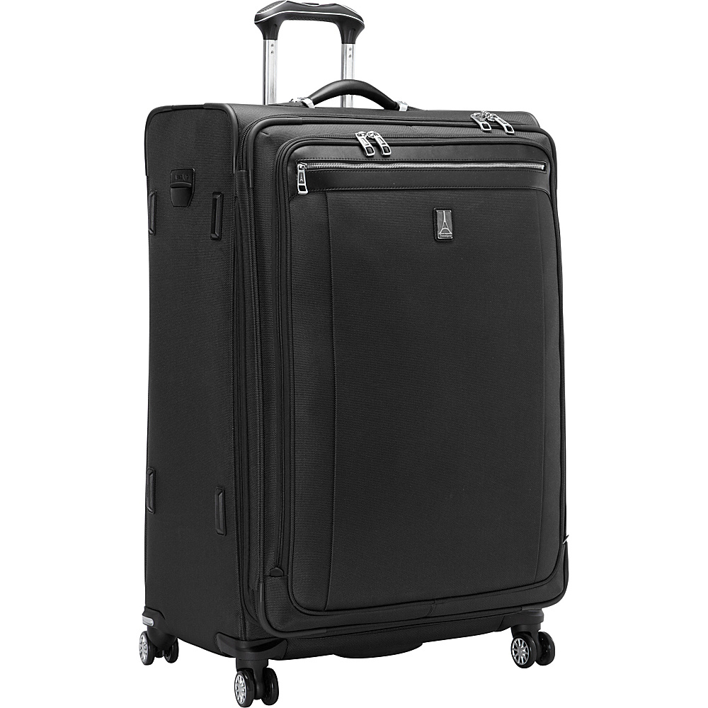 Travelpro Platinum Magna 2 29 Expandable Spinner Black Travelpro Softside Checked