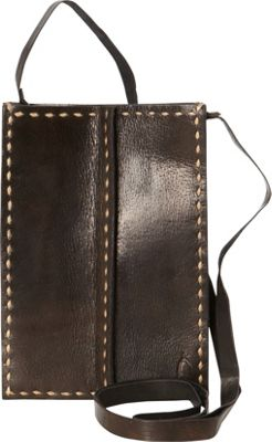 Journey Collection by Annette Ferber Cambridge Cross Body Brown - Journey Collection by Annette Ferber Leather Handbags