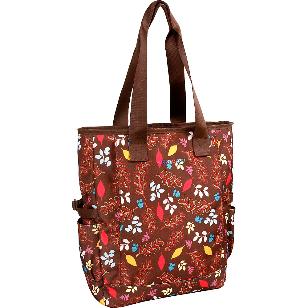 J World New York Emma Tote Autumn - J World New York Fabric Handbags - Handbags, Fabric Handbags