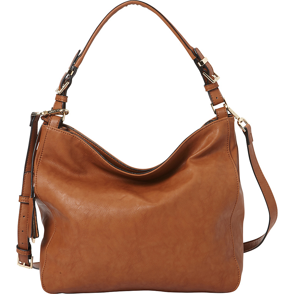 La Diva RFID Convertible Hobo Exclusive Luggage La Diva Manmade Handbags