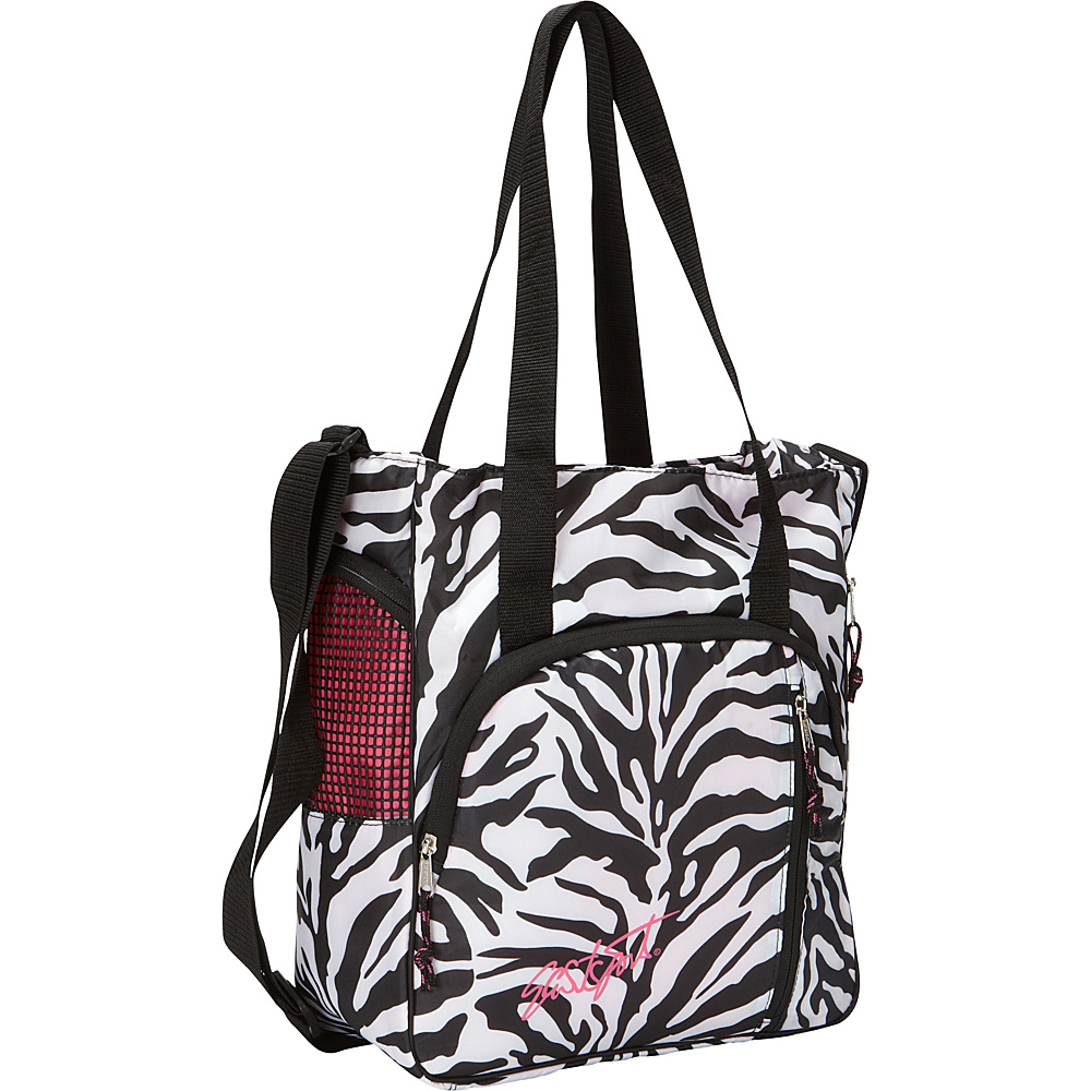 Eastsport Laptop Tote Zebra - Eastsport Other Men's Bags