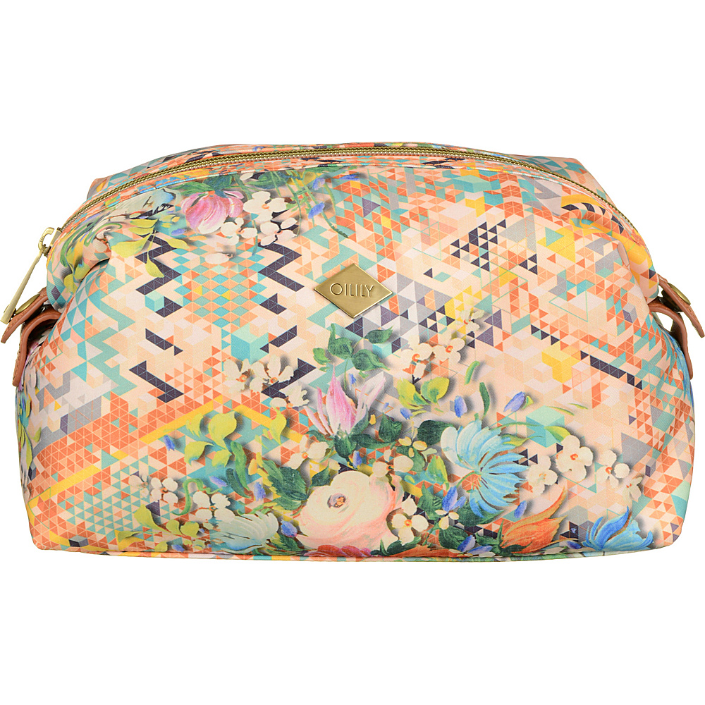 Oilily Medium Toiletry Bag Blush Oilily Women s SLG Other