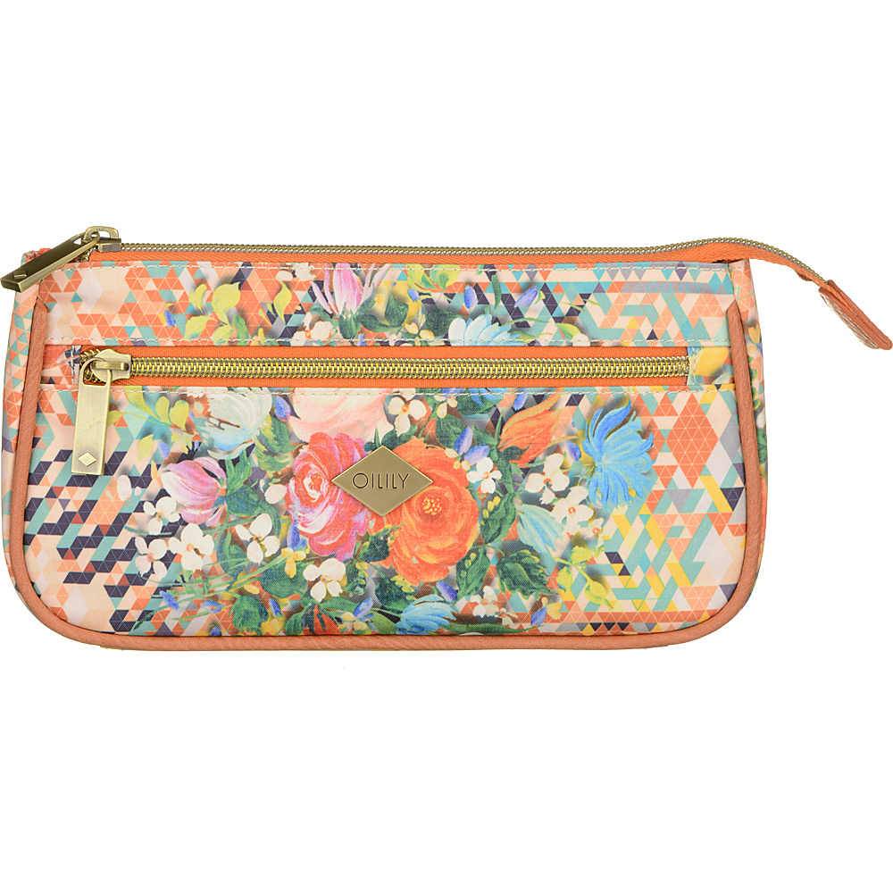 Oilily Basic Cosmetic Bag Blush Oilily Women s SLG Other