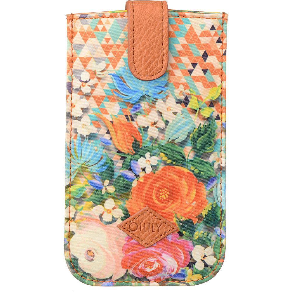 Oilily Smartphone Pull Case Blush Oilily Electronic Cases