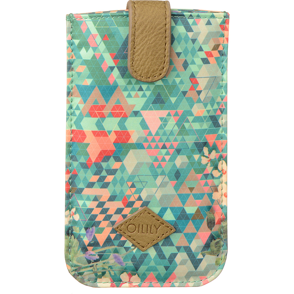 Oilily Smartphone Pull Case Mint Oilily Electronic Cases