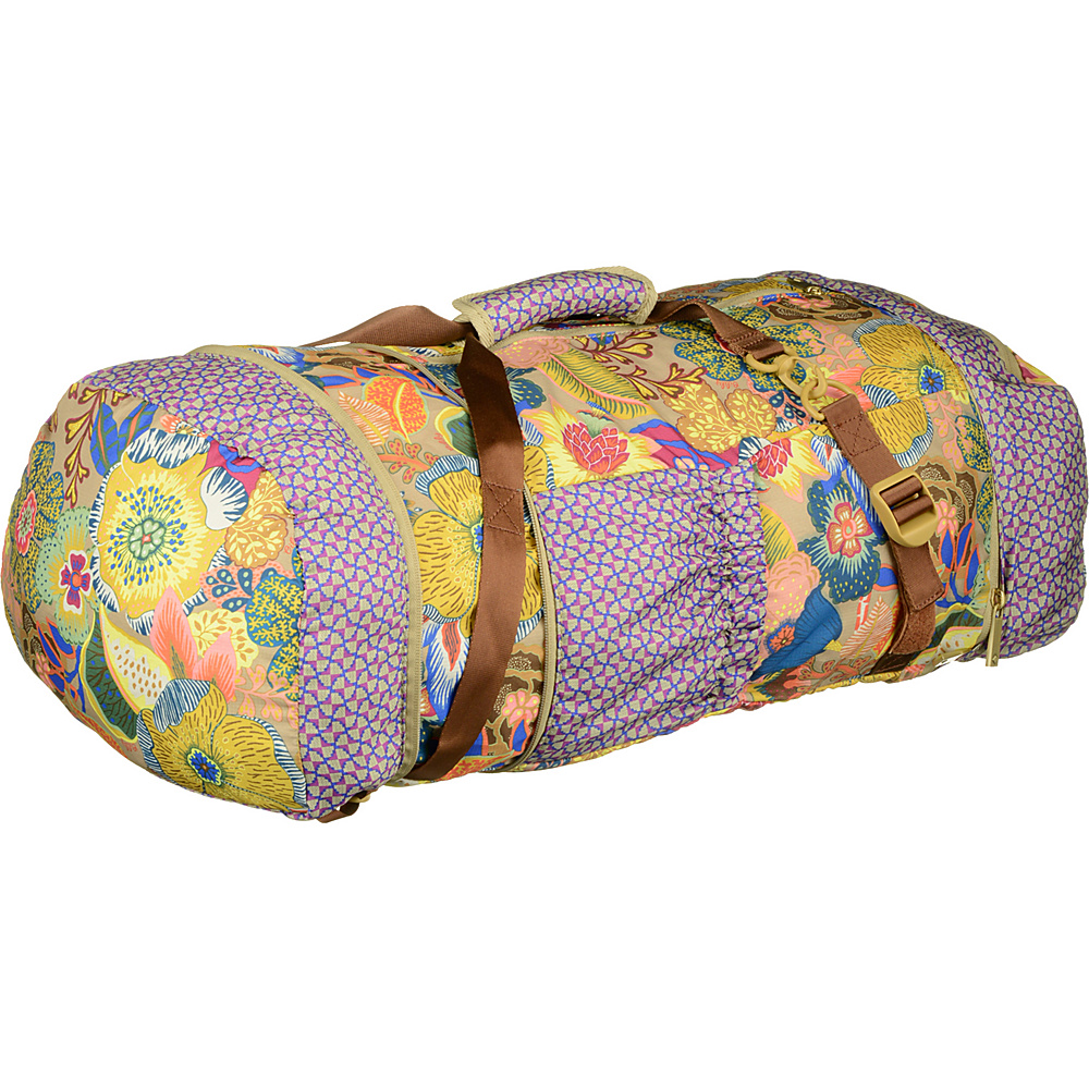 Oilily Folding Duffel-Backpack Nougat - Oilily All Purpose Duffels