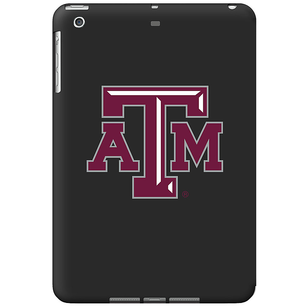 Centon Electronics Black Matte iPad Air Case with GT Shell College Teams Texas A amp;M Centon Electronics Electronic Cases