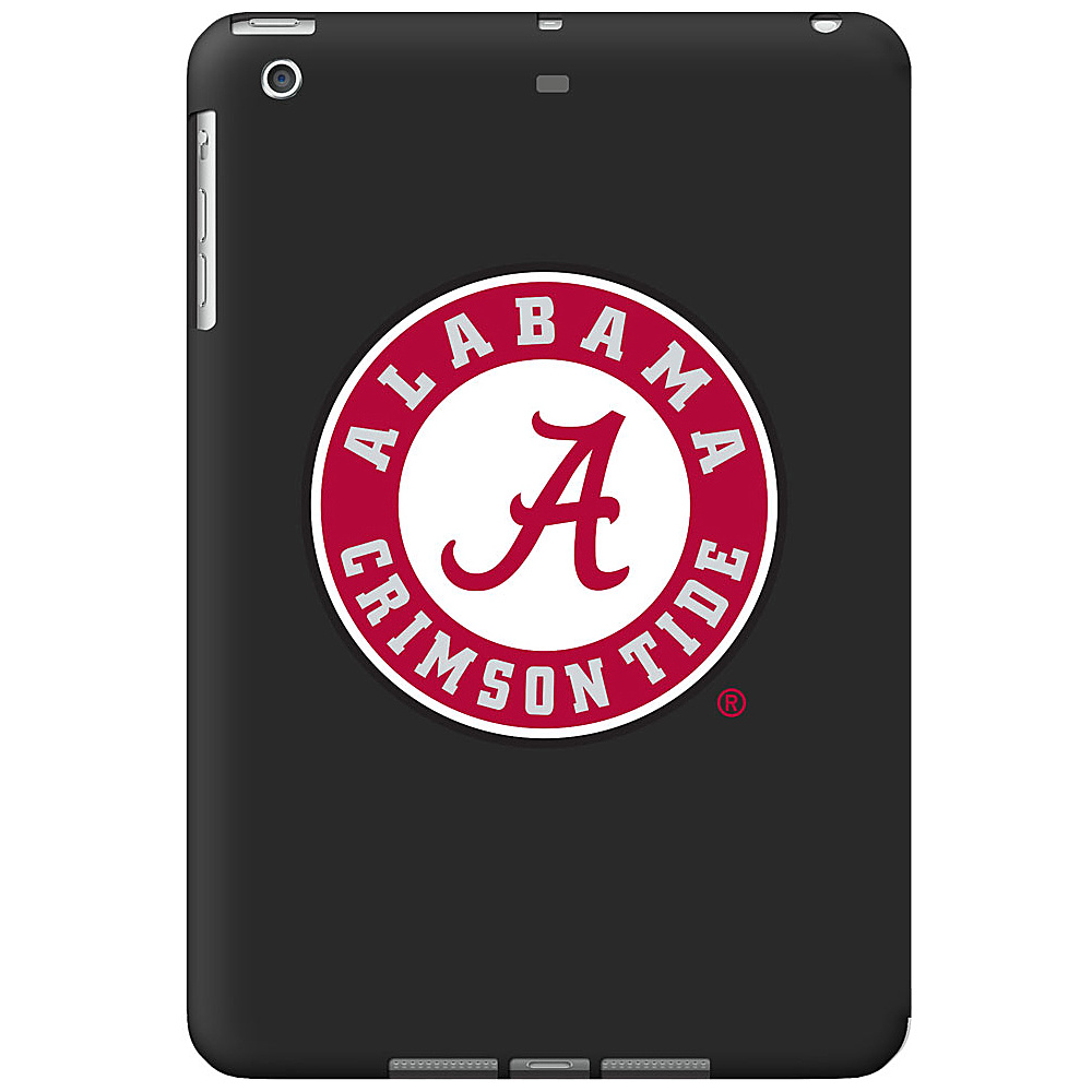 Centon Electronics Black Matte iPad Air Case with GT Shell College Teams University of Alabama Centon Electronics Electronic Cases