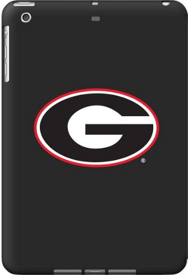 Centon Electronics Black Matte iPad Air Case with GT Shell College Teams University of Georgia - Centon Electronics Electronic Cases
