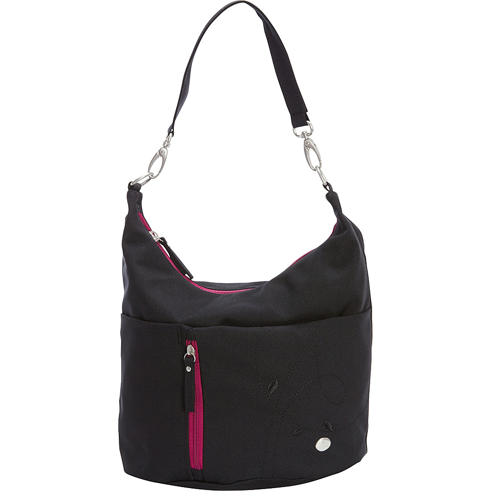 Haiku Ascend Hobo Black Haiku Fabric Handbags