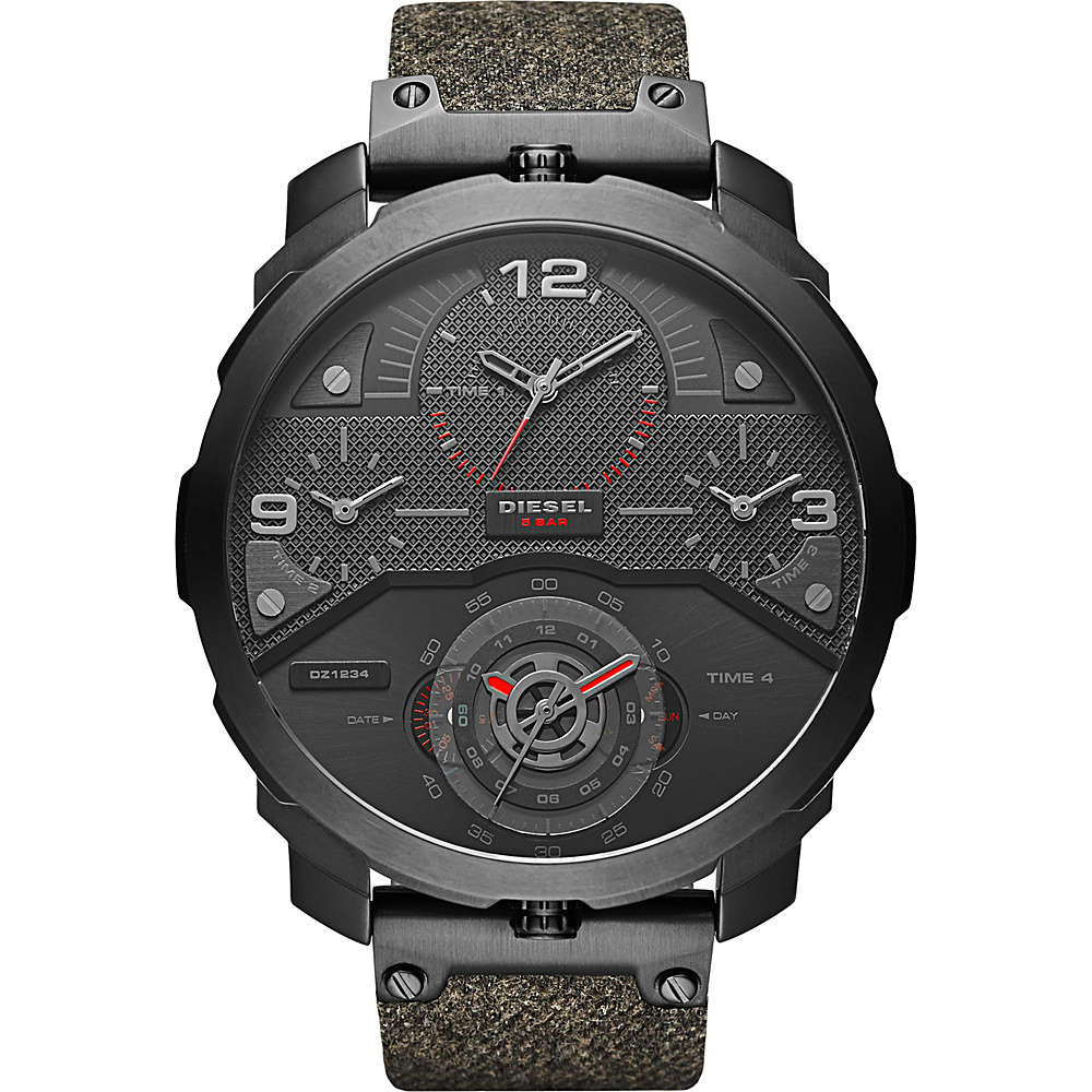 Diesel Watches Machinus Watch Black Diesel Watches Watches