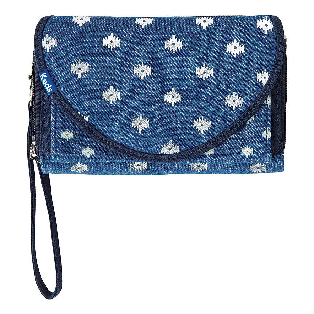 Keds Convertible Wallet Crossbody Denim Keds Women s Wallets