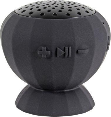 Lyrix JIVE Wireless Bluetooth Water Resistant Speaker Black - Lyrix Headphones & Speakers