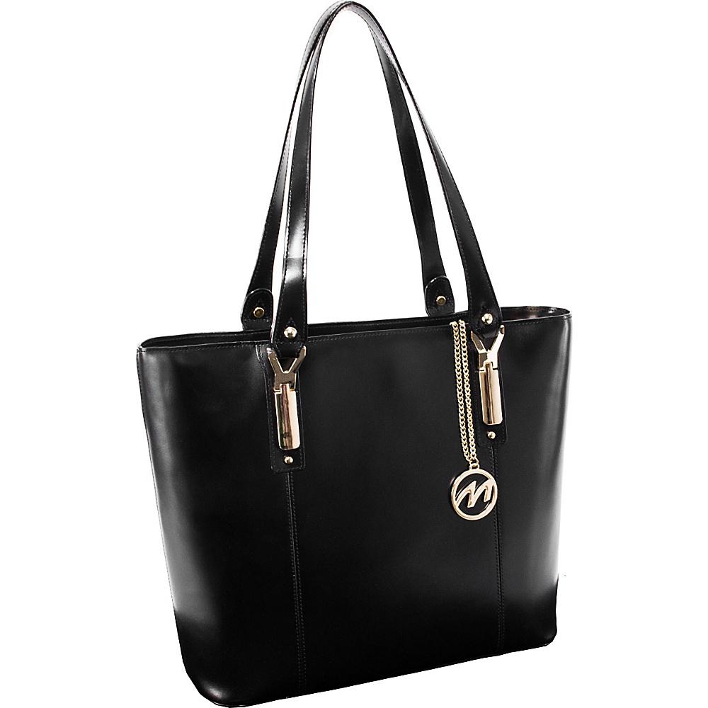 McKlein USA Savarna Tote Black McKlein USA Women s Business Bags