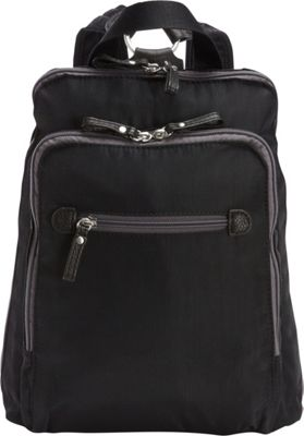 Osgoode Marley Osgoode Marley Backpack Black - Osgoode Marley Fabric Handbags