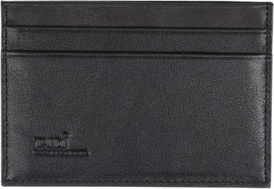 Tanners Avenue Slim Card Case Black - Tanners Avenue Men's Wallets