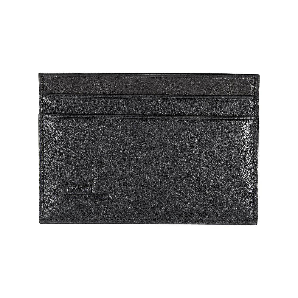 Tanners Avenue Slim Card Case Black Tanners Avenue Men s Wallets
