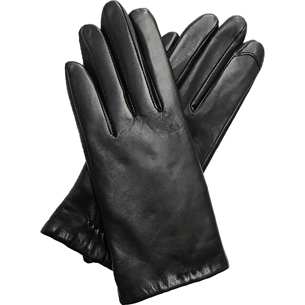 Tanners Avenue Texting Leather Gloves Black Medium Tanners Avenue Hats Gloves Scarves