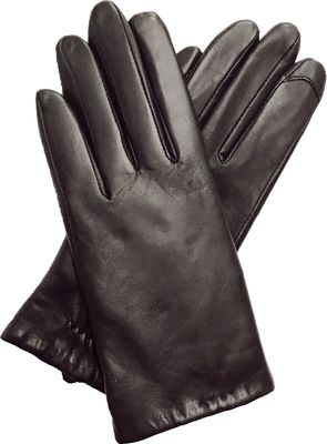 Tanners Avenue Texting Leather Gloves M - Espresso Brown - Tanners Avenue Hats/Gloves/Scarves